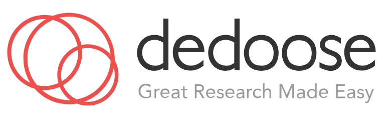 Dedoose Logo